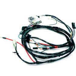 1967 chevrolet impala parts cg73078 1967 impala full size v8 with warning lamps front light harness classic industries Crown Victoria Wiring Harness cg73078 1967 impala full size v8 with warning lamps front light harness