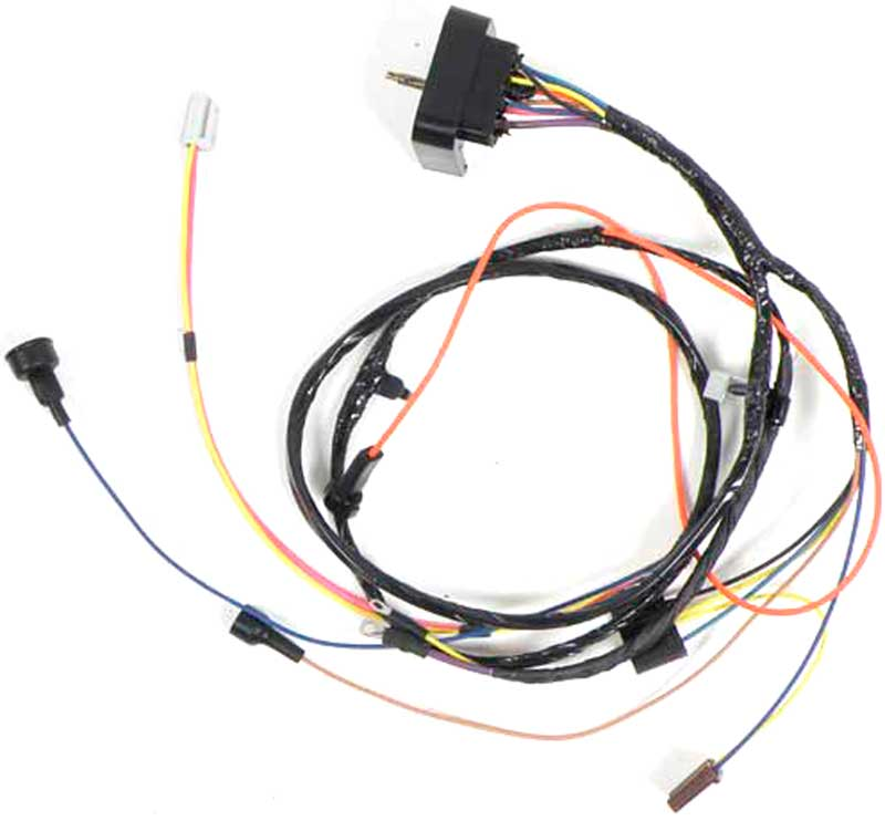 1968 chevrolet impala parts electrical and wiring wiring and 82 Impala 68 impala wiring harness