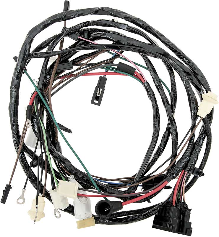 1968 chevrolet impala parts electrical and wiring wiring and 75 Impala 68 impala wiring harness