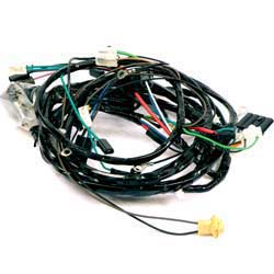 1968 chevrolet impala parts electrical and wiring wiring and rh classicindustries com