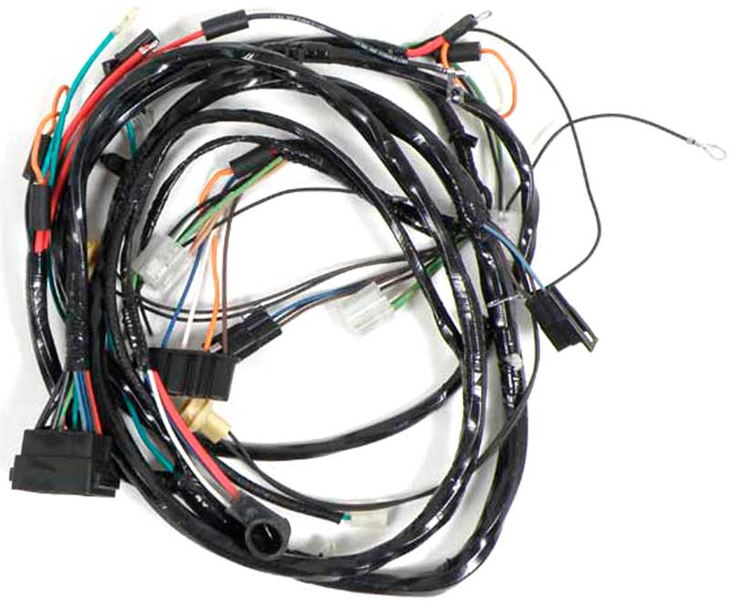 1968 chevrolet impala parts electrical and wiring wiring and 1966 impala wiring diagram 68 impala wiring harness