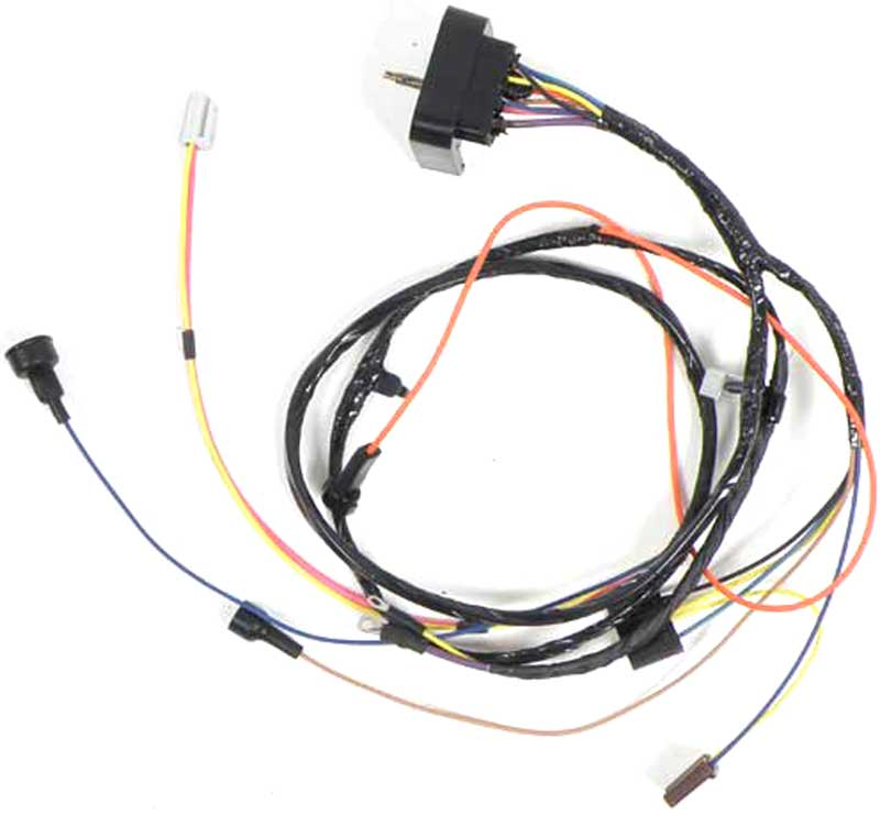 Antique Automotive Wiring Harness : Chevrolet impala parts electrical and wiring