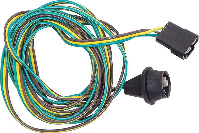1961 Gmc Truck Parts Electrical And Wiring Wiring And Connectors