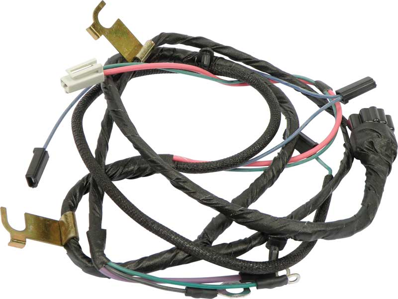 gm truck parts electrical and wiring classic industries 1963 chevrolet pickup v8 engine wiring harness factory gauges hei