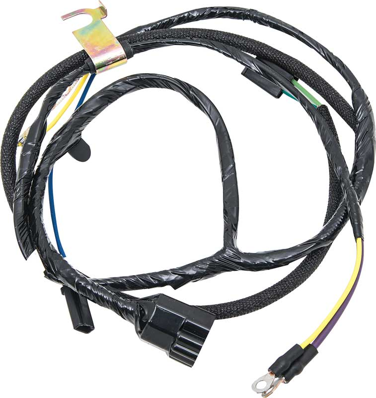 1991 chevy truck wiring harness 1965 chevrolet truck parts | electrical and wiring ...