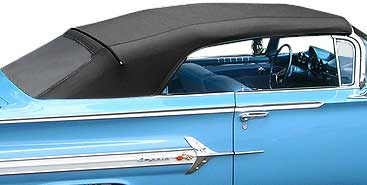 1960 Chevrolet Impala Parts Body Components Convertible