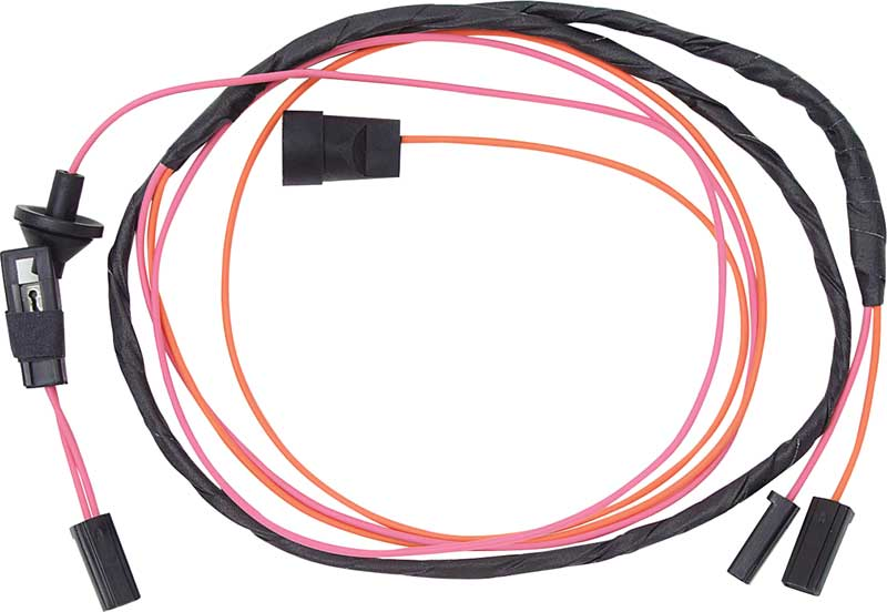 gm truck parts ct20895 69 th400 kickdown harness classic industries