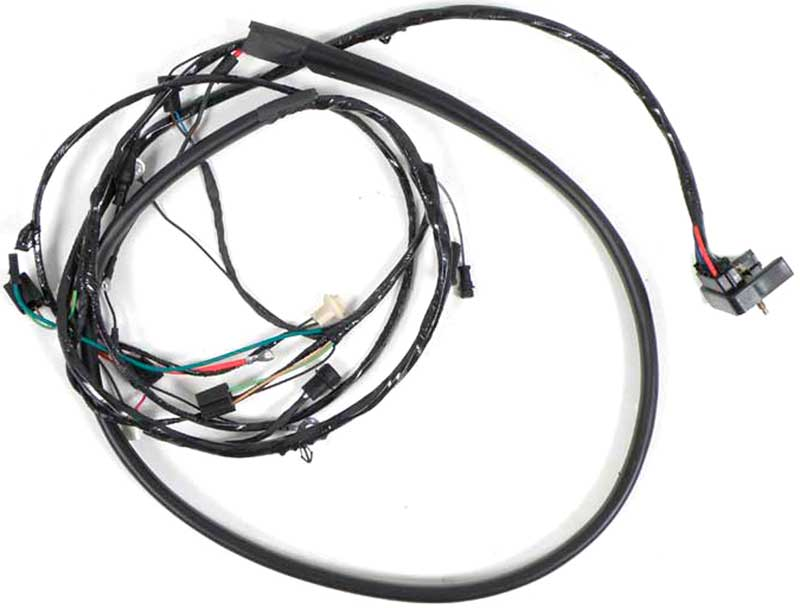 electrical outlet wiring harnesses