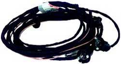 gm truck parts electrical and wiring wiring and connectors 55 56 chevrolet pickup rear body light harness