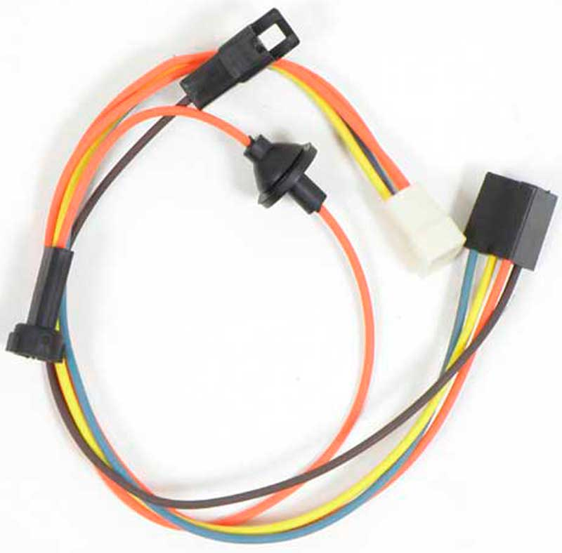 Chevrolet truck parts electrical and wiring