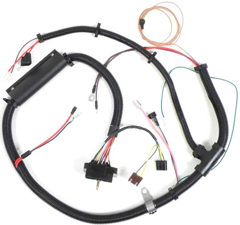 1984 Chevy Truck Engine Wire Harness - Wiring Diagram ... on