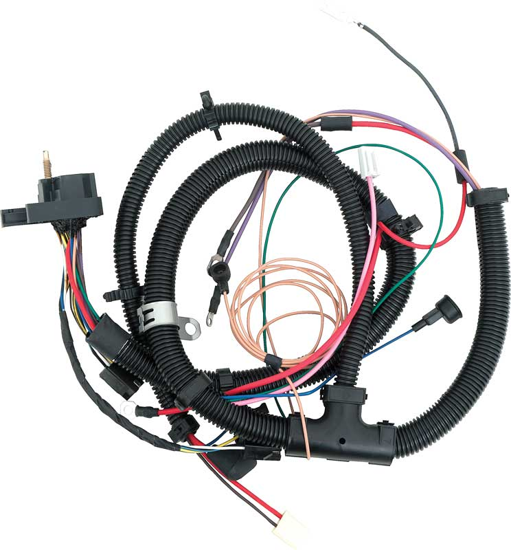 gm truck parts electrical and wiring classic industries 1978 gm truck v8 engine wiring harness