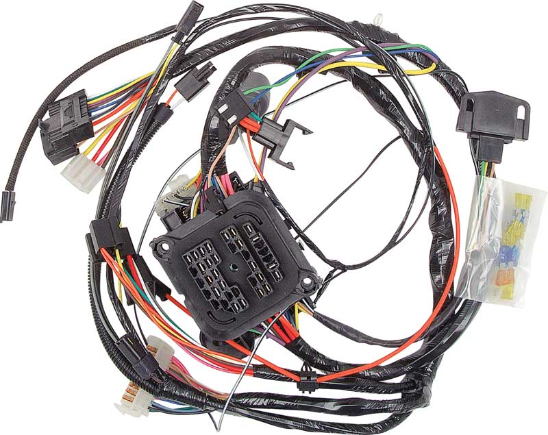 CT38143 Under The Dash Wiring Harness For Gmc on