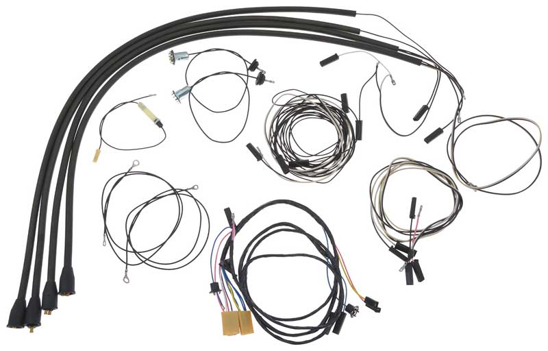 american autowire wiring  u0026 accessories