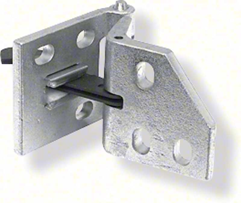 Passenger Side Compatible with Chevy /& GMC Truck 67-72 Right Upper Door Hinge