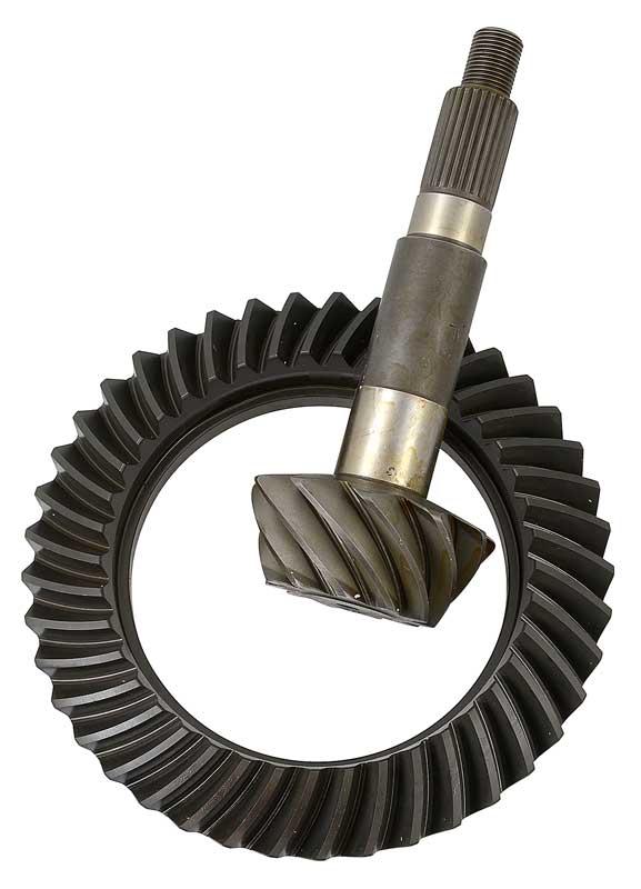 Chevy C10 GM 12 Bolt TRUCK Rear 4.11 THICK Ring and Pinion Master Yukon Gear Pkg