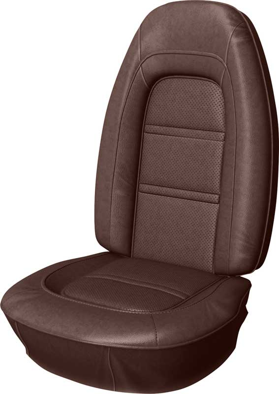 1969 Firebird Front /& Rear Seat Upholstery Covers Standard Interior PUI New