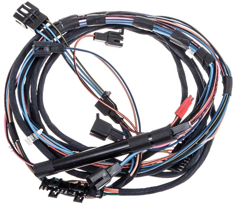 1980 pontiac firebird parts electrical and wiring wiring and connectors classic industries