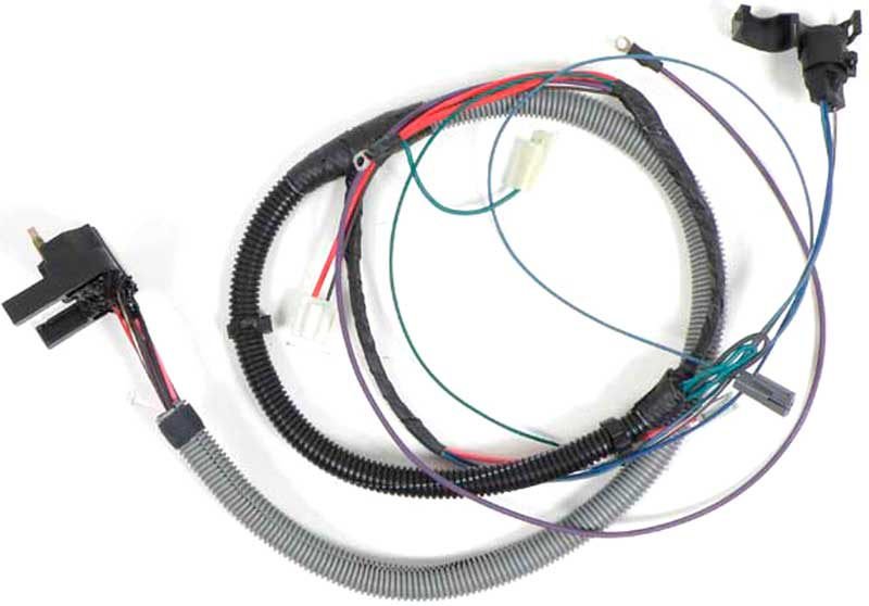 firebird parts electrical and wiring wiring and connectors classic industries