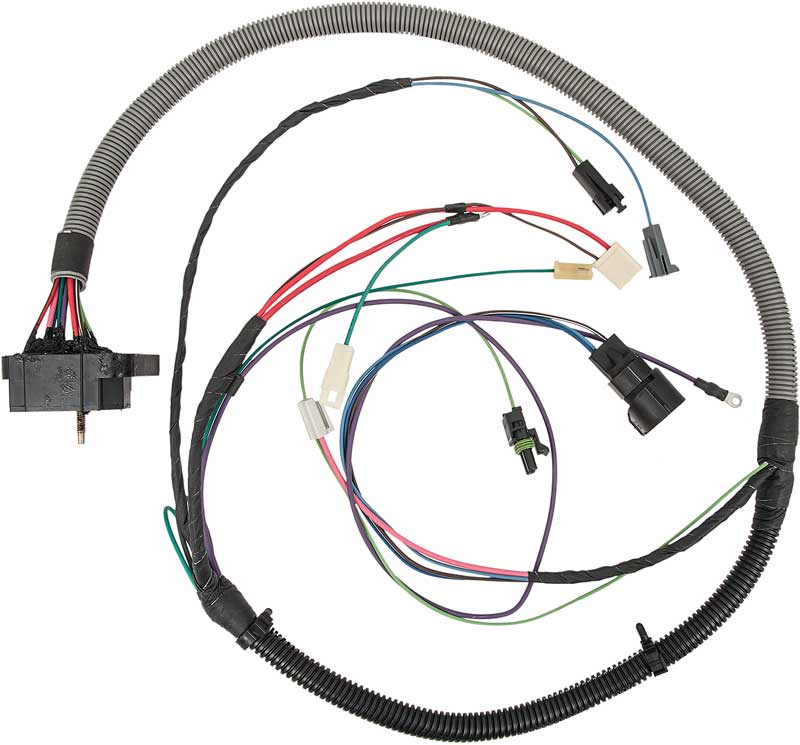 1980 All Makes All Models Parts | FB09574 | 1980 Pontiac Engine | 1980 Trans Am Wiring Harness |  | Classic Industries