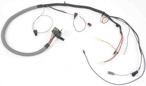 FB09575 1980 pontiac firebird parts electrical and wiring wiring and 1980 trans am wiring harness at n-0.co