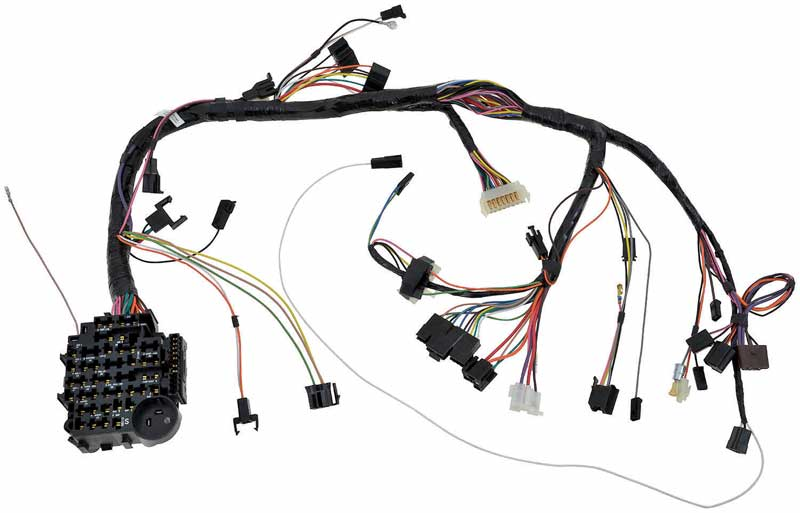 1980 Pontiac Firebird Parts | Electrical and Wiring | Wiring and | 1980 Trans Am Wiring Harness |  | Classic Industries