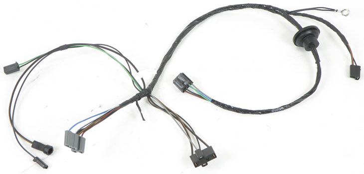 1973 All Makes All Models Parts | FB10964 | 1973 Firebird Air  Firebird Wire Harness on pro touring firebird, mcq firebird, 60s firebird, green and black firebird, pontiac firebird,