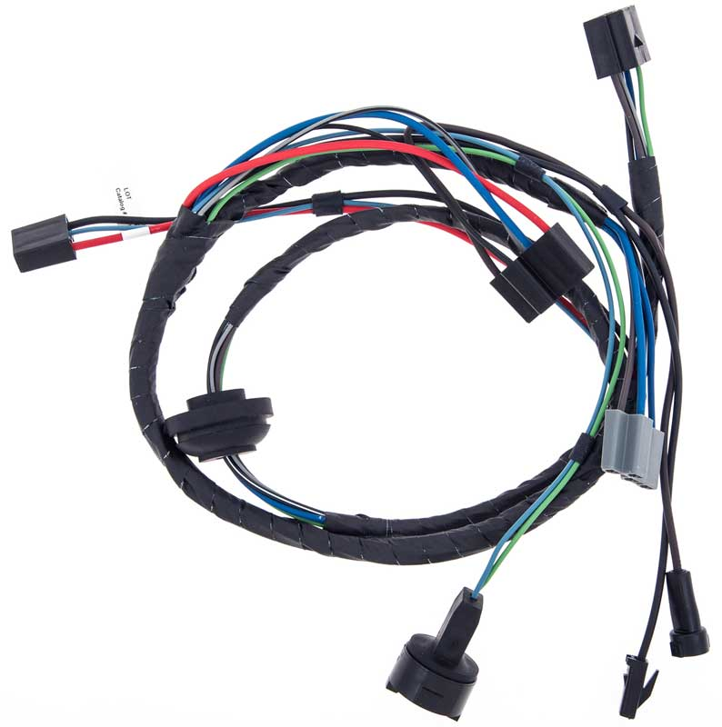 1981 All Makes All Models Parts | FB19963 | 1981 Firebird Air Conditioning Air Conditioner Wire Harness on
