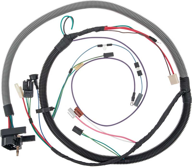 FB38016 1980 pontiac firebird parts electrical and wiring wiring and 1980 trans am wiring harness at mifinder.co