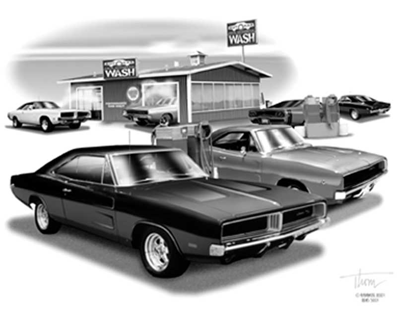 mopar parts lifestyle products home and office decor posters and artwork classic industries. Black Bedroom Furniture Sets. Home Design Ideas