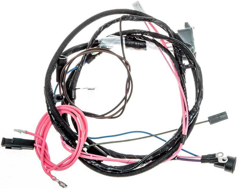 1969 pontiac firebird parts electrical and wiring wiring and Engine Wiring Harness 1969 pontiac firebird parts harnesses