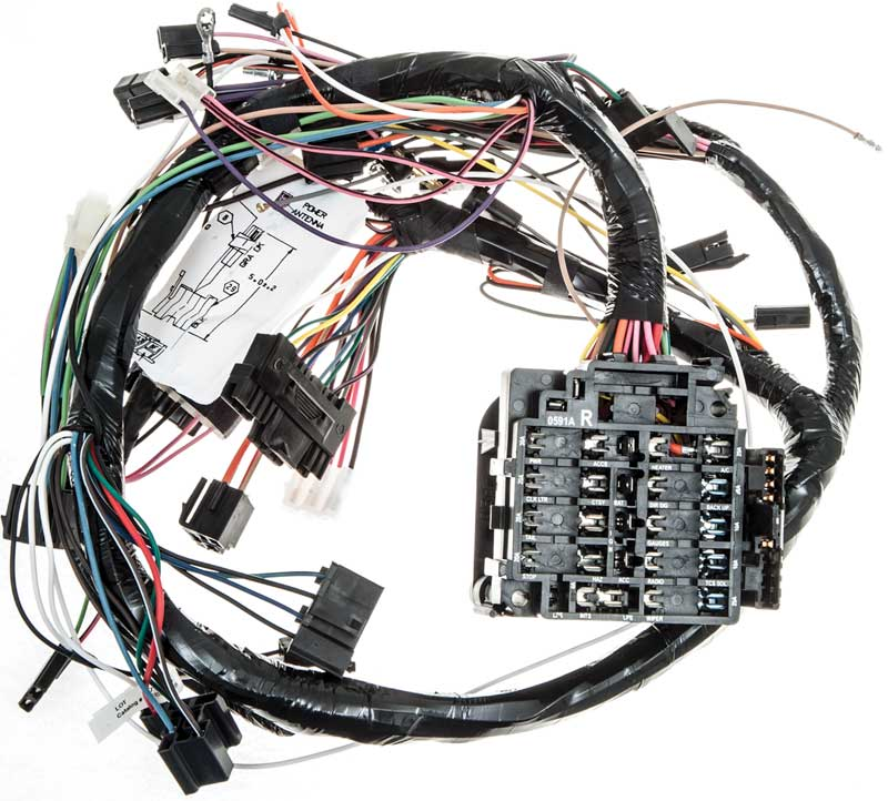 FB99028 1979 pontiac firebird parts electrical and wiring wiring and