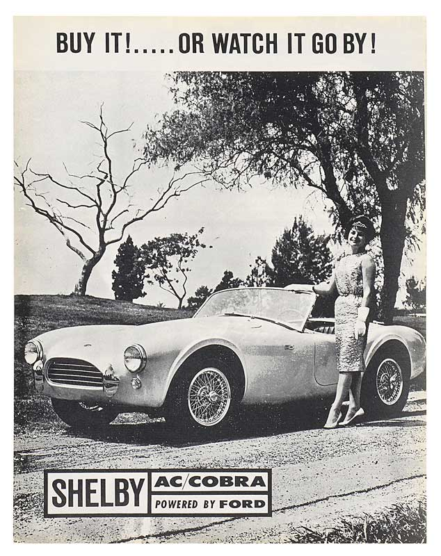 1964-1973 All Makes All Models Parts | FD6093 | Cobra Buy It, Or Watch It  Go By Sales Folder | Classic Industries