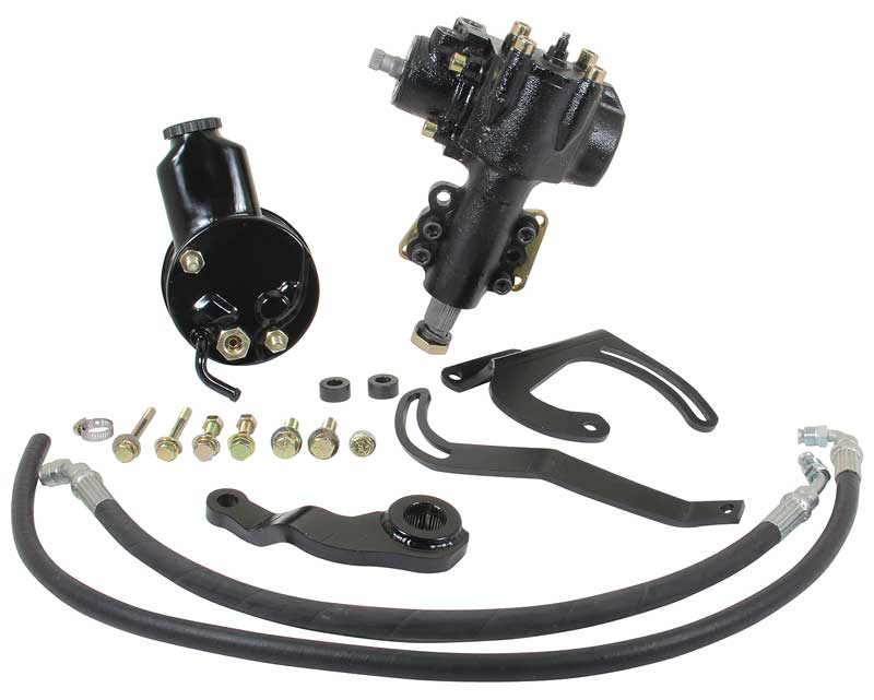 1965-1966 All Makes All Models Parts | FM110724 | 1964-67 Power Steering  Conversion Kits with CPP 400 Series? box (S B  Ford) | Classic Industries
