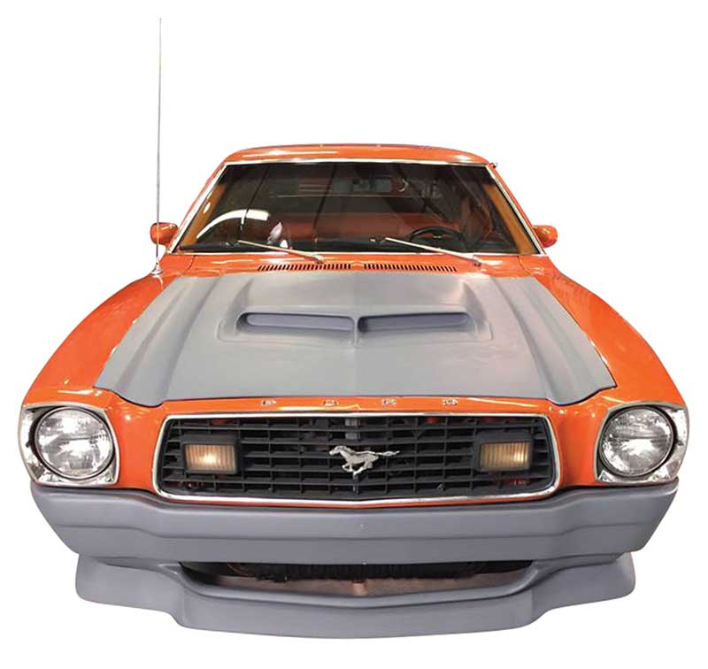 Ford Mustang II Parts | Body Components | Bumpers | Classic