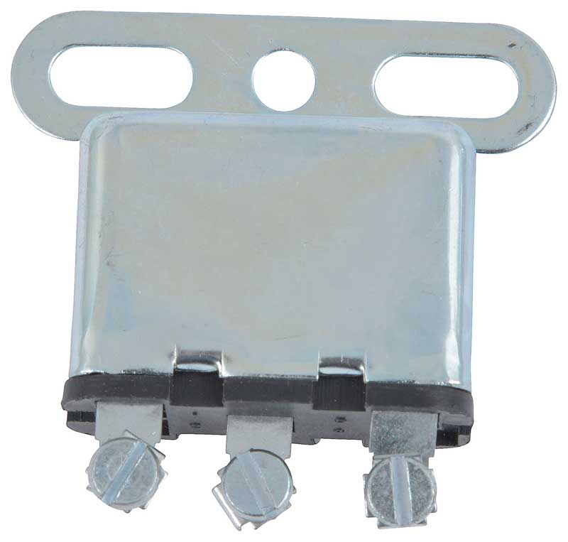 gm truck parts electrical and wiring switches and fuses 1955 1962 12v horn relay various gm models