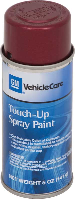 2010 11 camaro gm touch up paint 5oz spray red jewel tintcoat. Black Bedroom Furniture Sets. Home Design Ideas