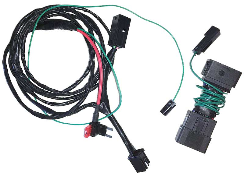 2010 2011 chevrolet camaro parts gf6389 2010 11 camaro 2lt 2ss frame less rear view mirror wiring harness classic industries ls3 wiring harness diagram camaro lt ls fog lamp wiring harness
