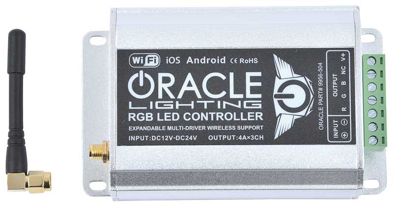 Oracle Smart WiFi RGB LED Controller 9956-504