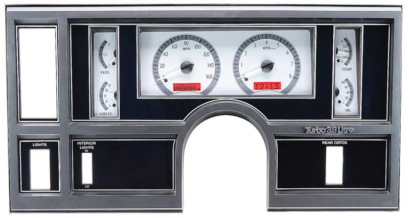 GNX Heater 1984-87 Buick Turbo Regal Radio Applique