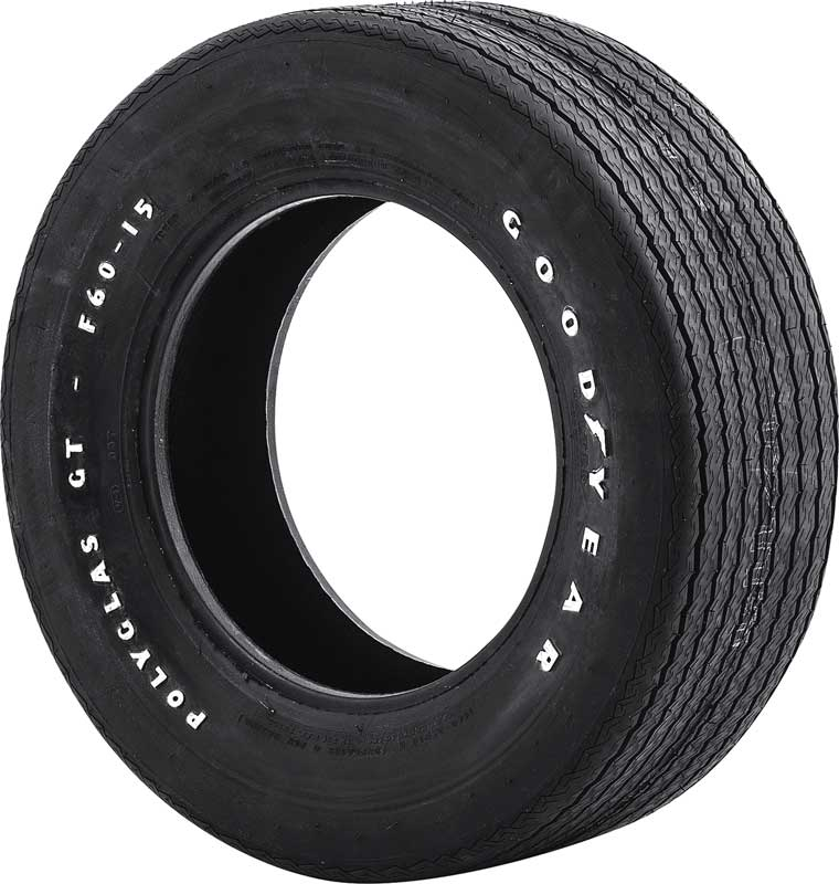 1930 2007 all makes all models parts gyf6015 f60 15 for Goodyear white letter tires for sale