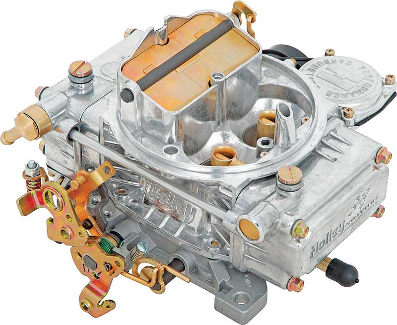 1961-1969 All Makes All Models Parts | H80457 | Holley Street Warrior 4160  Series 600 CFM 4 Bbl Carburetor with Vacuum Secondary and Electric Choke |