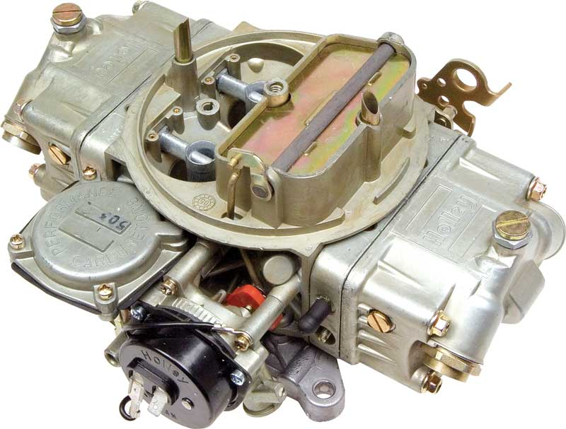 1930-2007 All Makes All Models Parts | H80783 | Holley 4150 Series 650 CFM  Street Carburetor with Vacuum Secondary and Electric Choke | Classic