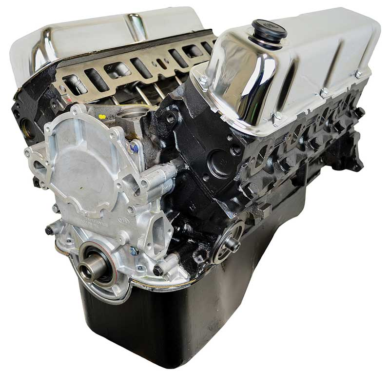 1965-1996 All Makes All Models Parts | HP79 | ATK Stage 1 Base Ford V8 302  CI / 300HP Crate Engine With OE Oil Pan | Classic Industries