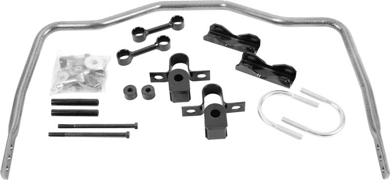 1955-1957 All Makes All Models Parts | HW58296 | 1955-57 Chevrolet Hellwig  1 Adjustable Tubular Rear Sway Bar For Pocket Kit | Classic Industries