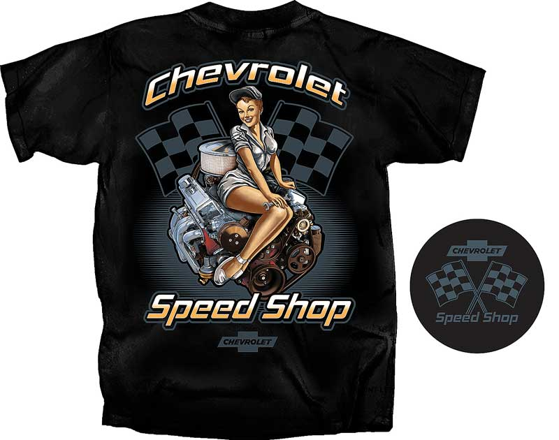 Chevrolet Truck Parts Lifestyle Products Apparel