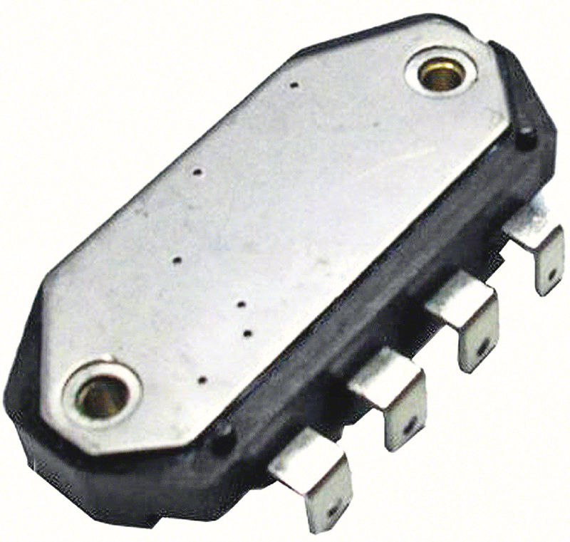 1960-1976 All Makes All Models Parts | JM6932 | Ready To Run Distributor  Replacement Ignition Module | Classic Industries