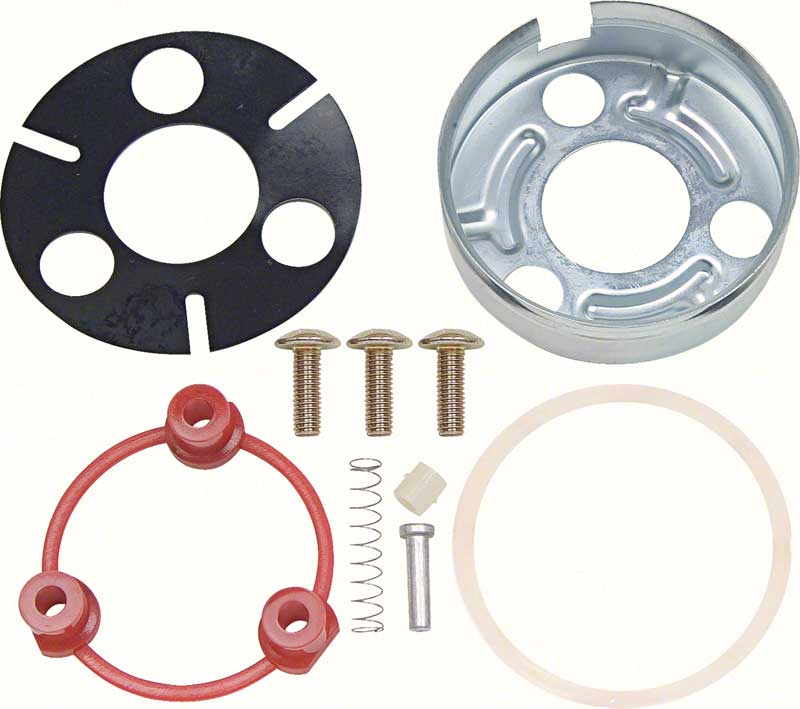 Chevrolet Truck Parts | Interior Hard Parts | Steering Wheel and ...