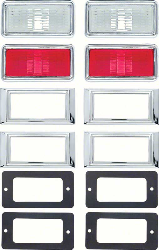 OER Products | All Models Parts | Lighting | Side Markers
