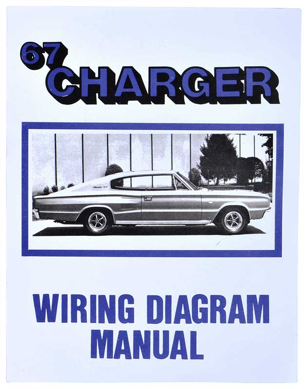 L1222 1967 dodge all models parts literature, multimedia literature,1968 Chrysler All Models Wiring Diagram Automotive Diagrams